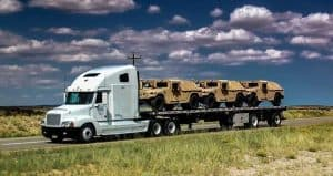Military and Government Freight