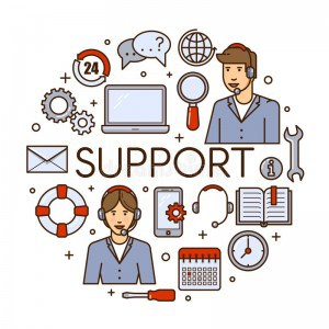 Service…Support…Communication