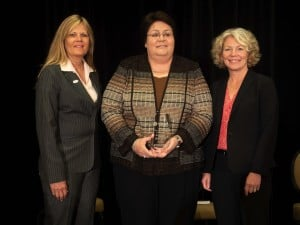 Ryder System's Ruth Lopez named winner of Influential Woman in Trucking Award