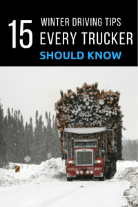 15 Essential Winter Trucking Safety Tips